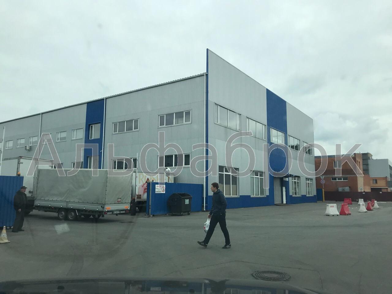 Продам производственное помещение Киев, Электротехническая ул.