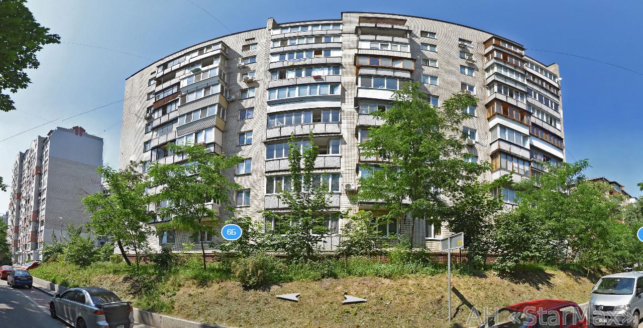 Фото 3 - Продам квартиру Киев, Драгомирова Михаила ул.