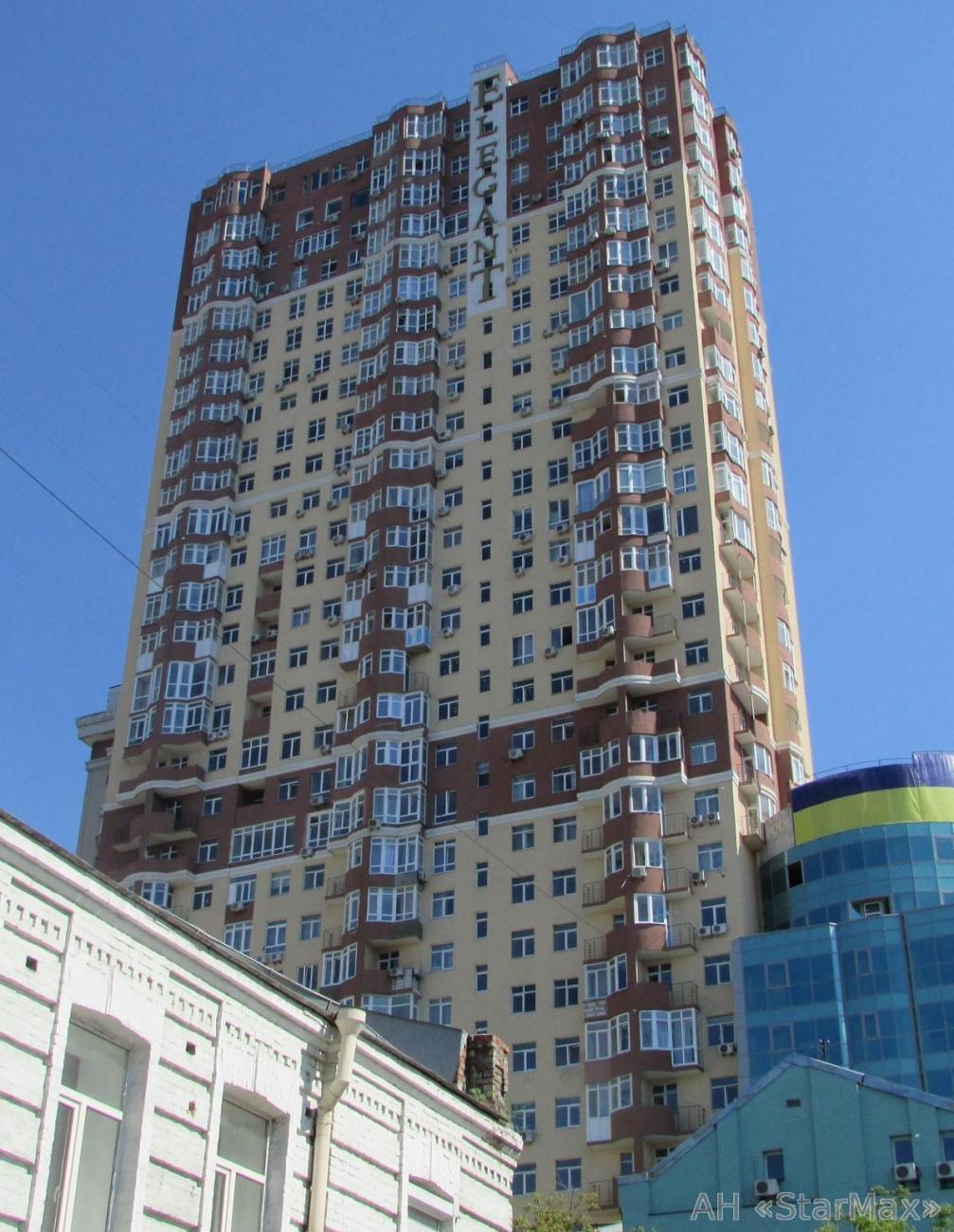 Продам квартиру Киев, Жилянская ул. 5