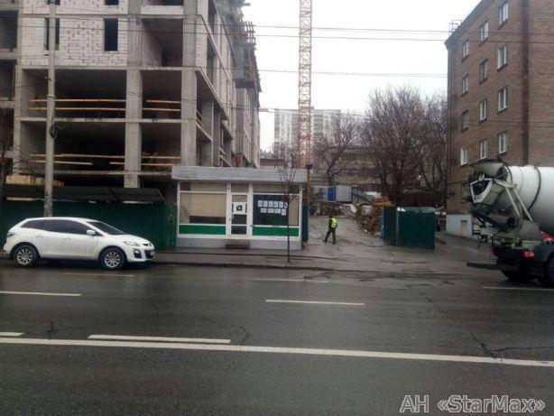 Сдам павильон Киев, Жилянская ул.