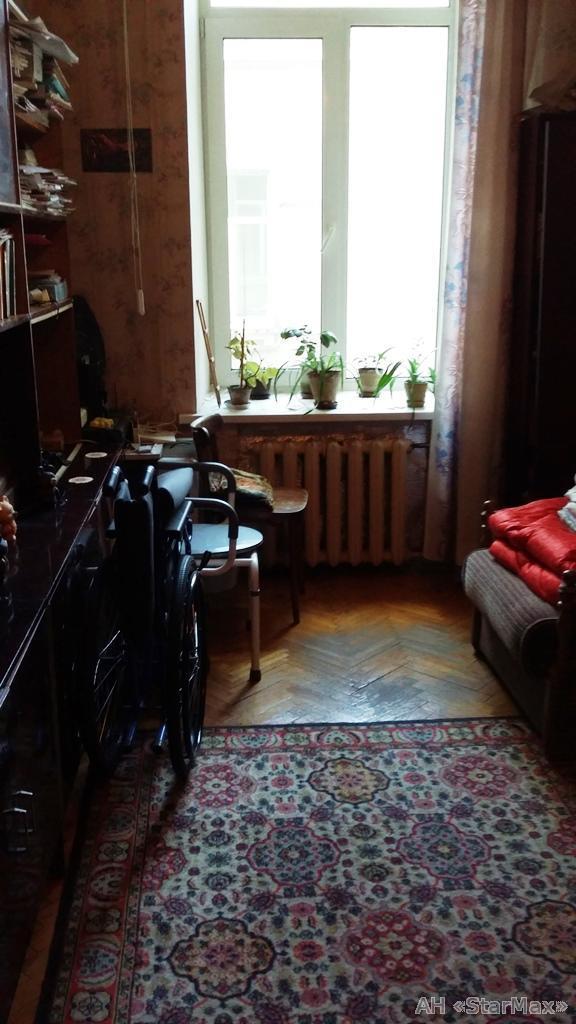 Продам квартиру Киев, Жилянская ул. 4