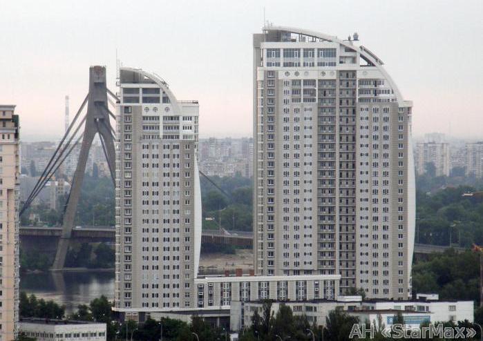 Фото 2 - Продам квартиру Киев, Оболонская набережная ул.