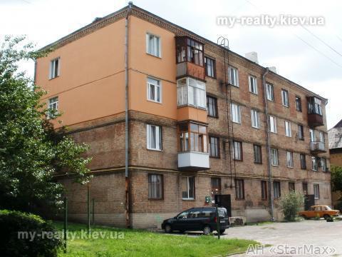 Продам квартиру Киев, Качуровского Игоря пер.