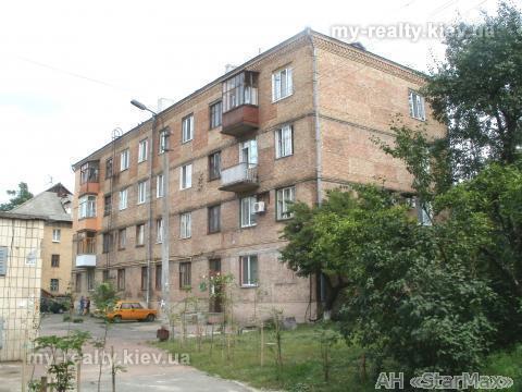 Продам квартиру Киев, Качуровского Игоря пер. 3