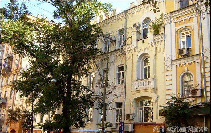 Продам офисное помещение Киев, Прорезная ул., Шевченковский район