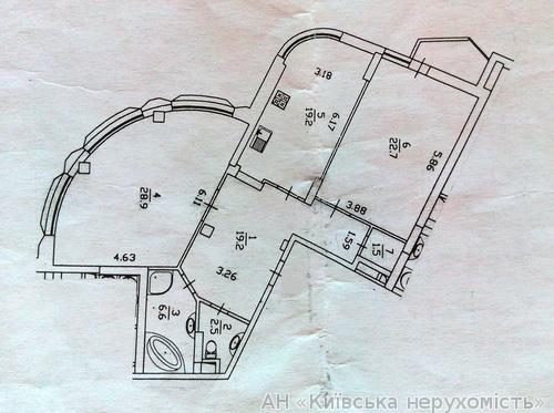 Продам квартиру Киев, Липковского Василия Митрополита ул. 3