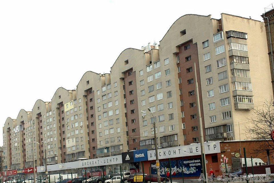 Фото 3 - Продам квартиру Киев, Борщаговская ул.
