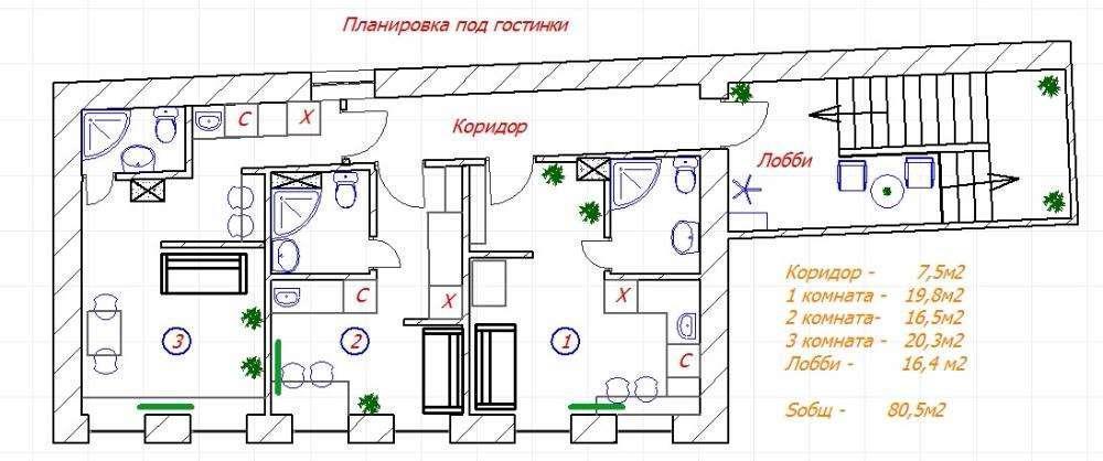 Продам квартиру Харьков, Чеботарская ул.