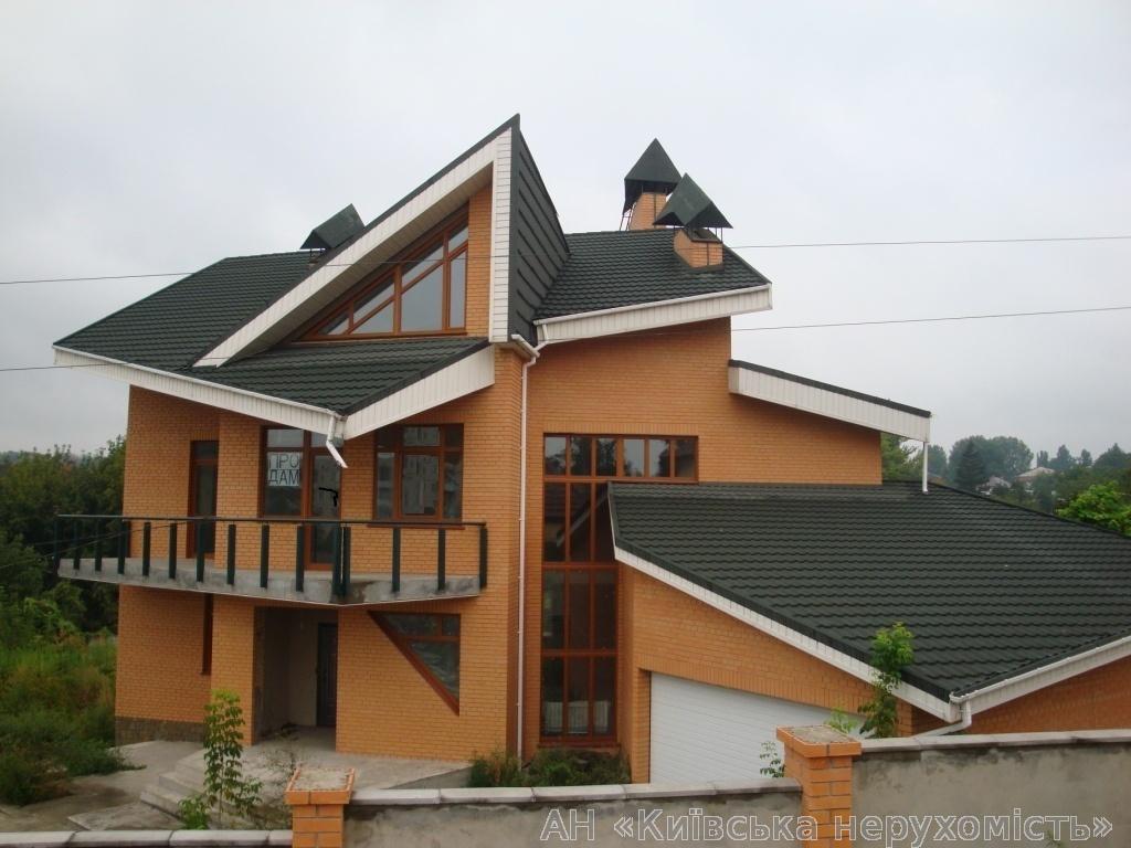Продам дом недострой Киев, Артезианский пер.