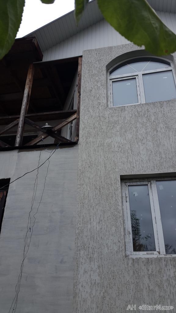 Продам дом недострой Киев, Краснодонская ул. 3