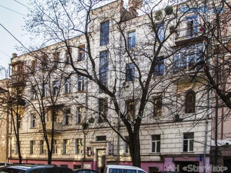Продам квартиру Киев, Рейтарская ул. 4
