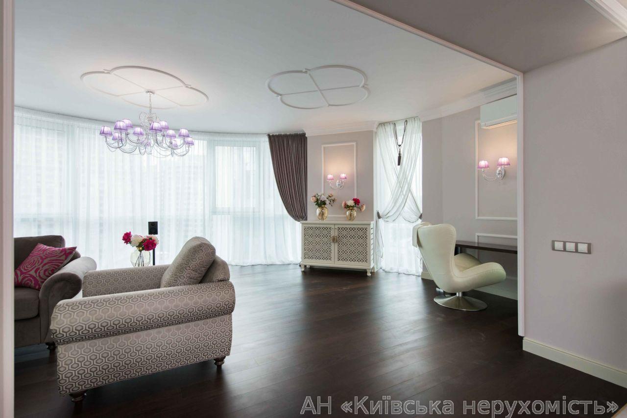 Продам квартиру Киев, Драгомирова Михаила ул. 2