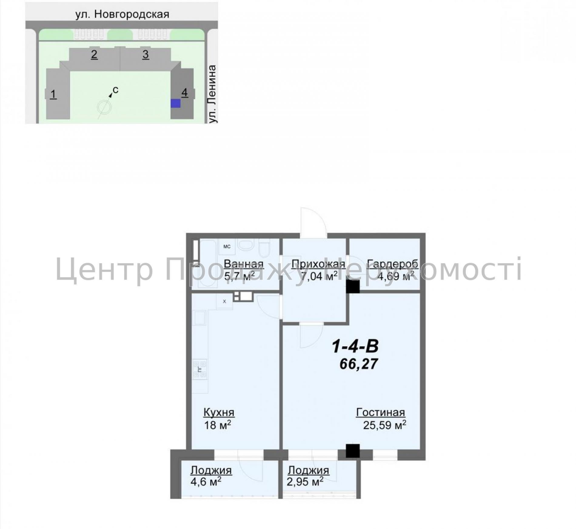 Продам квартиру Харьков, Новгородская ул. 2