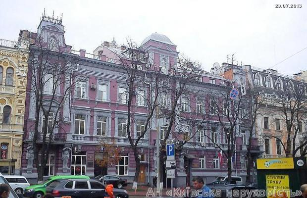 Продам офис в многоквартирном доме Киев, Владимирская ул.