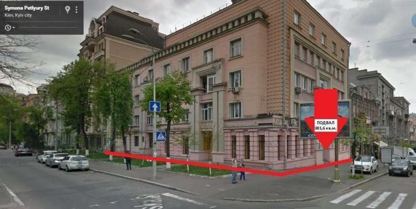 Продам офисное помещение Киев, Петлюры Симона ул.