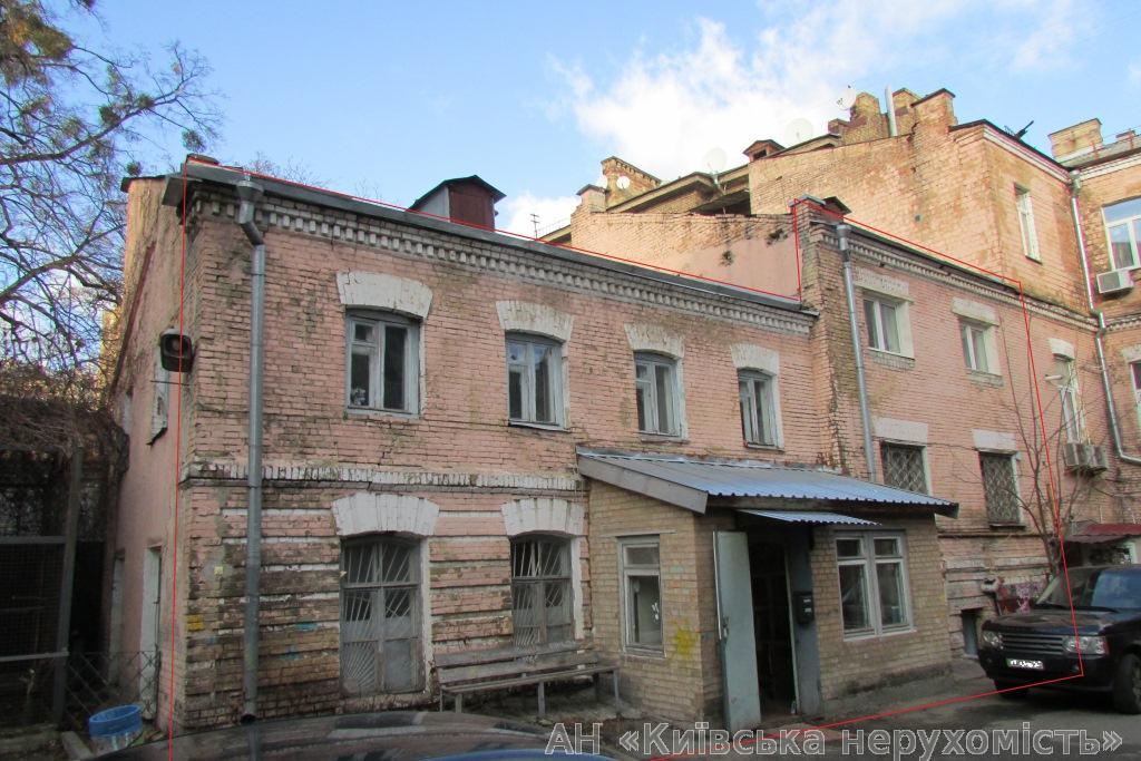 Продам офисное здание Киев, Рейтарская ул. 2