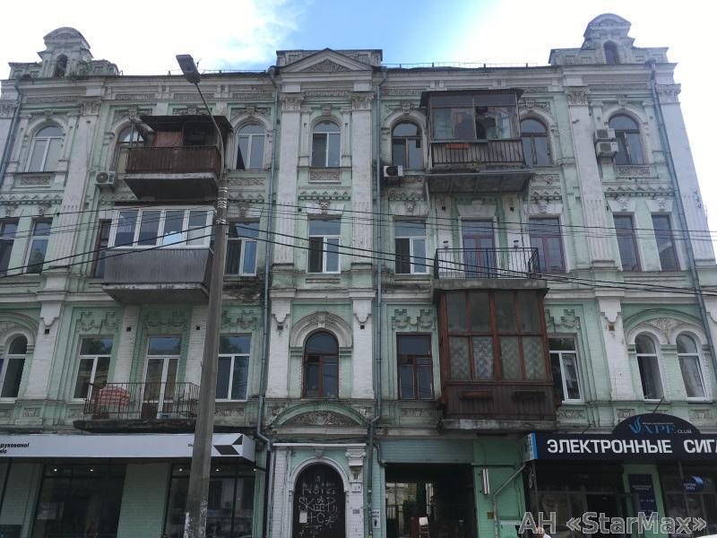Продам квартиру Киев, Ярославская ул. 2