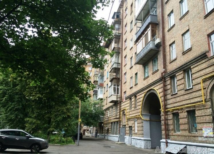 Продам квартиру Киев, Воздухофлотский пр-т