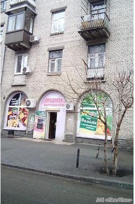 Продам торговое помещение Киев, Сокальская ул.