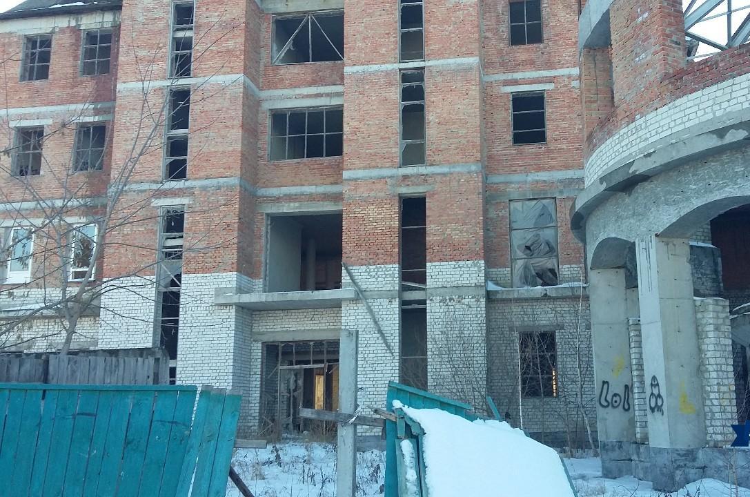 Продам нежилую недвижимость недостроенный объект Козин, Новая ул. 4