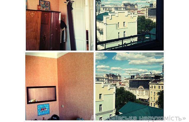 Продам квартиру Киев, Леонтовича ул. 5