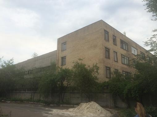 Продам офисное здание Киев, Дегтяревская ул. 3
