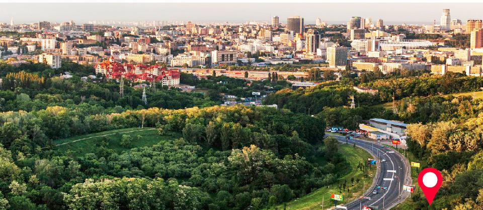 Продам участок под застройку жилой недвижимости Киев, Протасов Яр ул.
