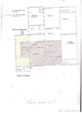 Продам офис в многоквартирном доме Киев, Гмыри Бориса ул. 5