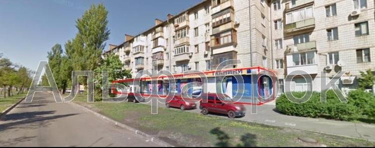 Продам офис в многоквартирном доме Киев, Воссоединения пр-т