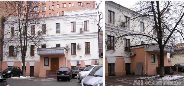 Сдам офисное здание Киев, Жилянская ул.
