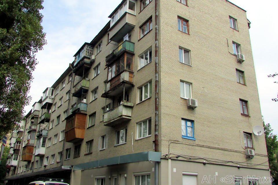 Фото 2 - Продам квартиру Киев, Жуковского Василия пер.