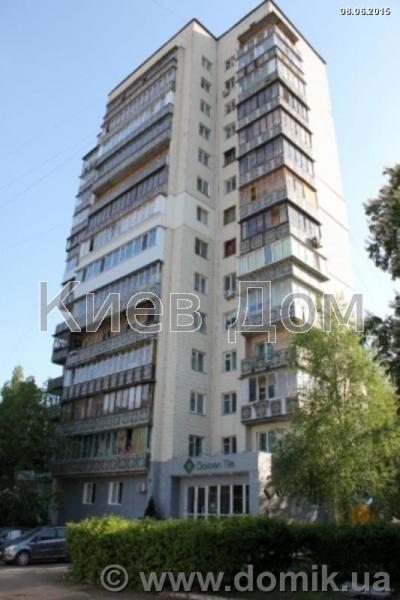 Продам квартиру Киев, Лепсе Ивана бул.