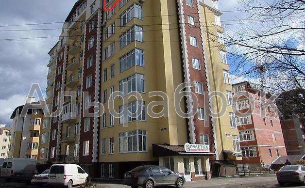 Продам квартиру Вишневое, Молодежная ул.