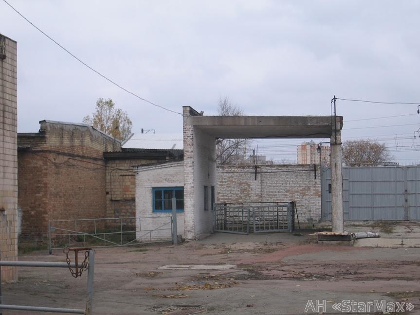 Продам промышленный комплекс Киев, Оросительная ул. 5