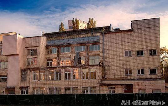 Фото - Продам отдельно стоящий офис Киев, Багговутовская ул.