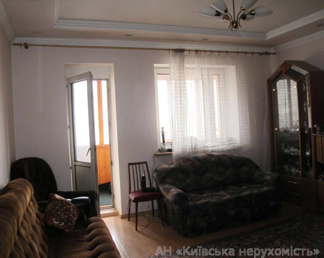 Фото 2 - Продам квартиру Киев, Довнар-Запольского ул.