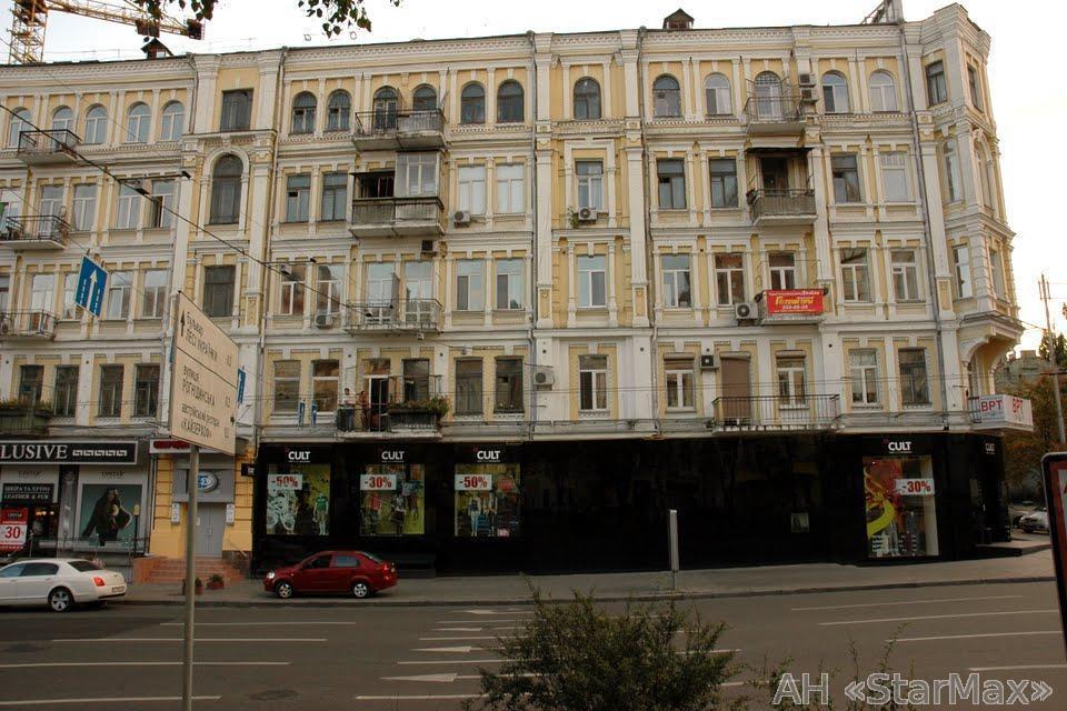Продам квартиру Киев, Бассейная ул. 2