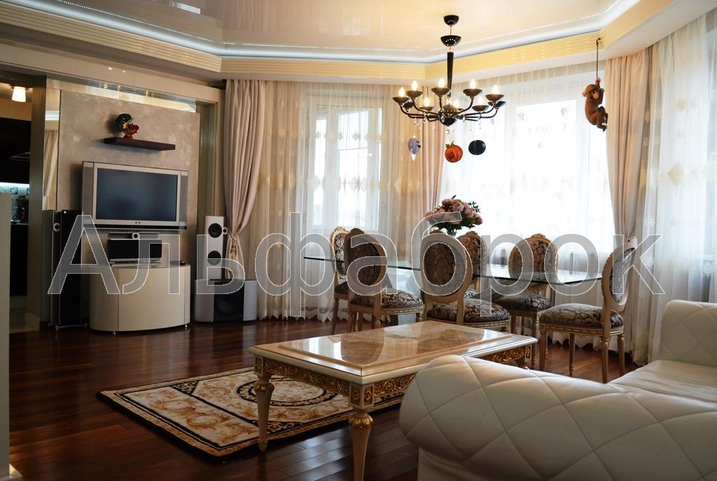 Продам апартаменты Киев, Никольско-Слободская ул. 2