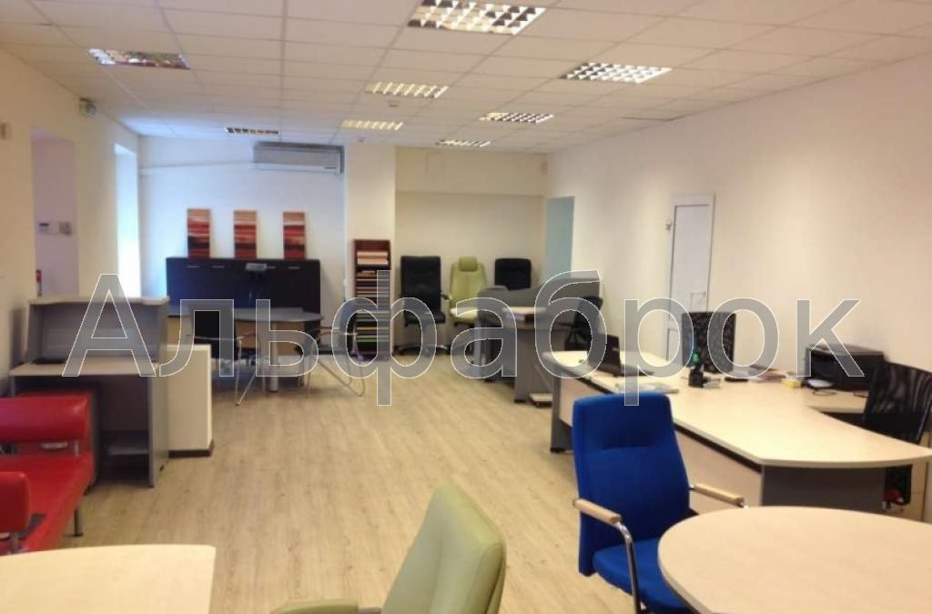 Продам офис в многоквартирном доме Киев, Леси Украинки бул.