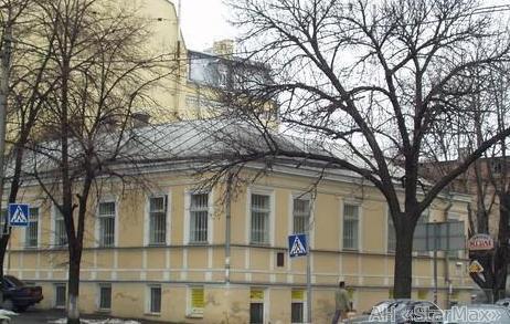 Продам отдельно стоящий офис Киев, Константиновская ул. 2