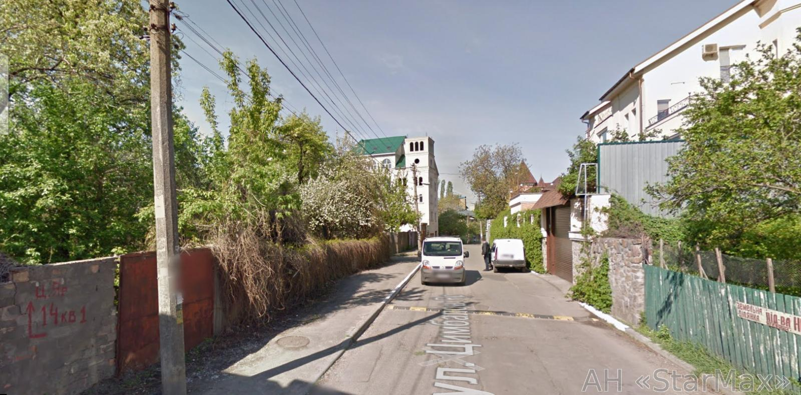 Продам участок с ветхим домом Киев, Цимбалов Яр ул. 5