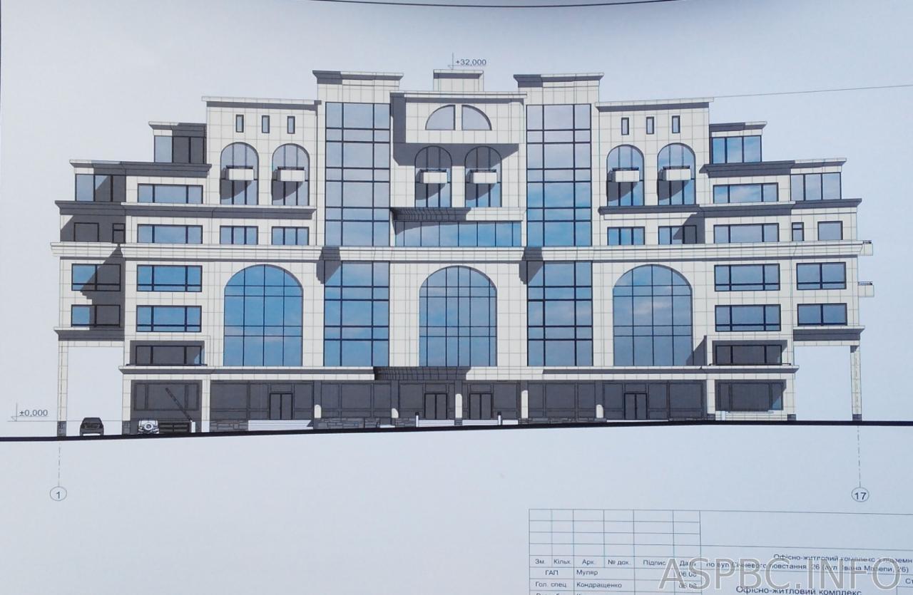 Продам участок под застройку жилой недвижимости Киев, Мазепы Ивана ул. 2