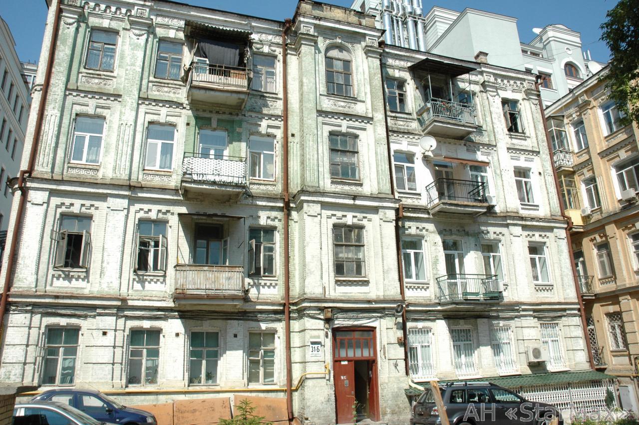 Фото 5 - Продам квартиру Киев, Пушкинская ул.