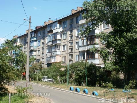 Фото 2 - Продам квартиру Киев, Перова бул.