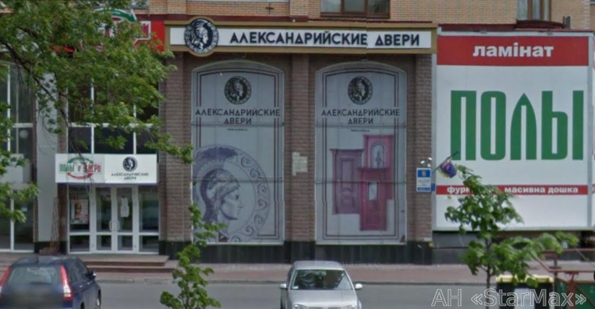 Сдам торговое помещение Киев, Героев Сталинграда пр-т